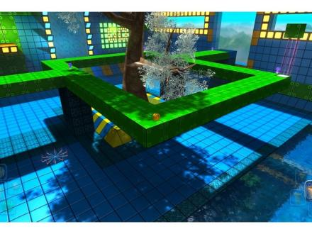 Screenshot von Marble Arena 2