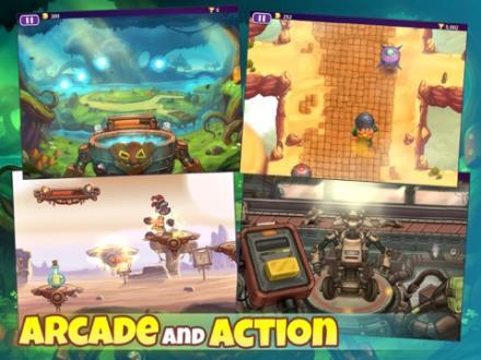 Screenshot von 101-in-1 Games 2: Evolution