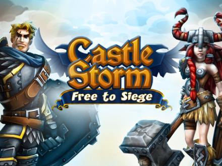 Screenshot von CastleStorm - Free to Siege