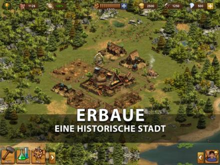 Screenshot von Forge of Empires