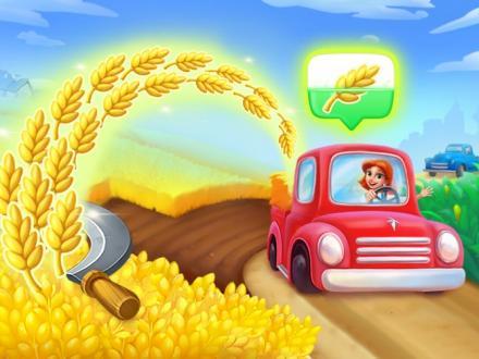 Screenshot von Township