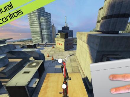 Screenshot von Touchgrind BMX
