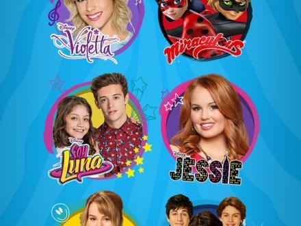 Screenshot von Disney Channel