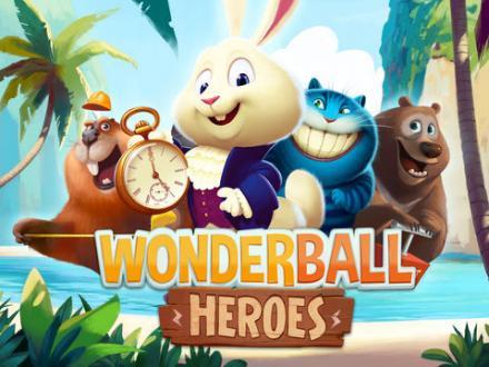 Screenshot von Wonderball Heroes