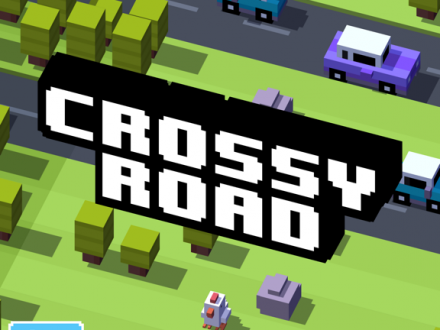 Screenshot von Crossy Road - Endless Arcade Hopper