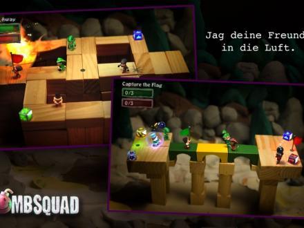 Screenshot von BombSquad