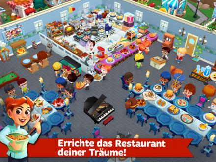 Screenshot von Restaurant Story 2