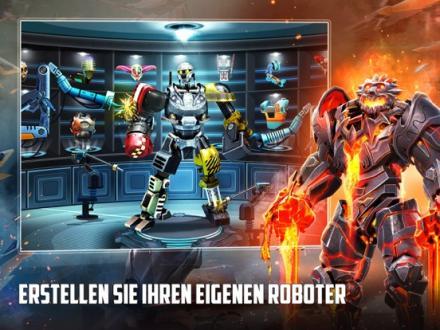 Screenshot von Real Steel Champions