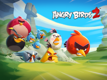 Screenshot von Angry Birds 2