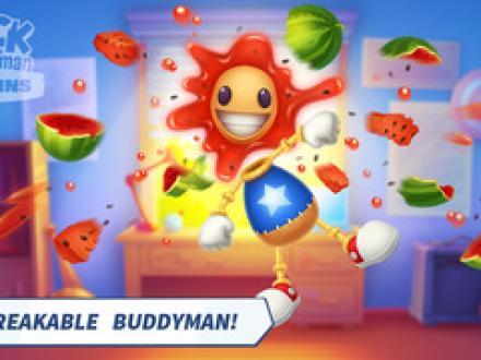 Screenshot von Kick the Buddyman: Origins