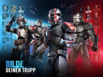 Screenshot von Star Wars™: Galaxy of Heroes