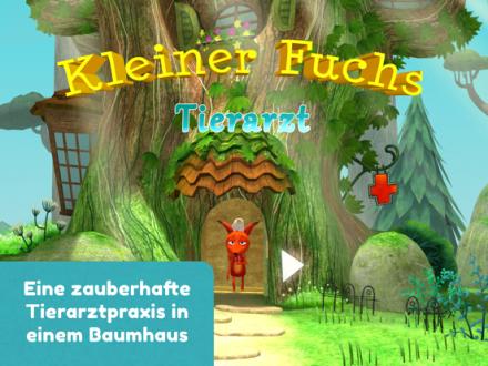 Screenshot von Kleiner Fuchs Tierarzt