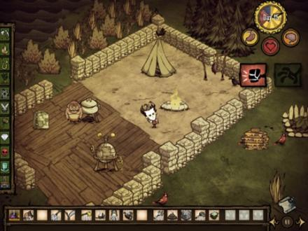 Screenshot von Don't Starve: Pocket Edition