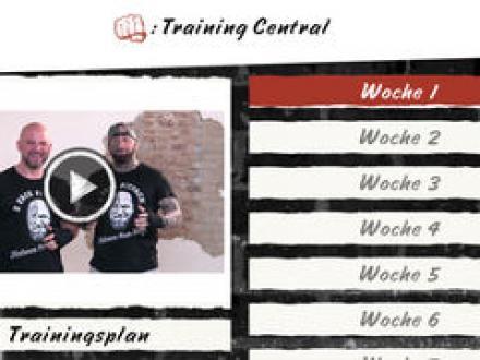 Screenshot von 2Face Fitpack - Dein Trainingsprogramm mit persönlichem Ernährungsplan, Kalorienrechner und Trainingsplan
