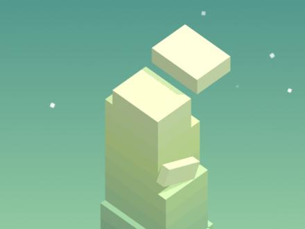 Screenshot von Stack