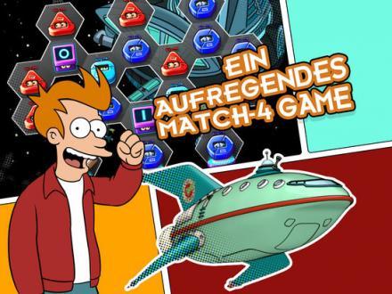 Screenshot von Futurama: Game of Drones