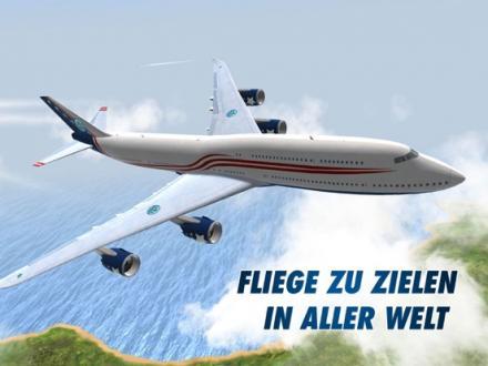 Screenshot von Take Off - The Flight Simulator