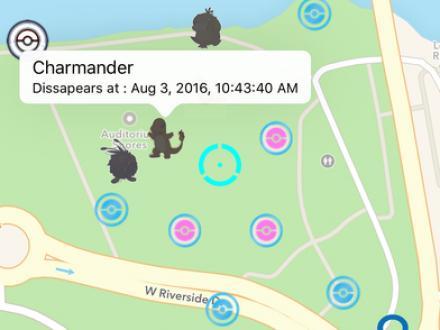 Screenshot von Pokemon Go Maps - A Map Guide For Pokemon Go