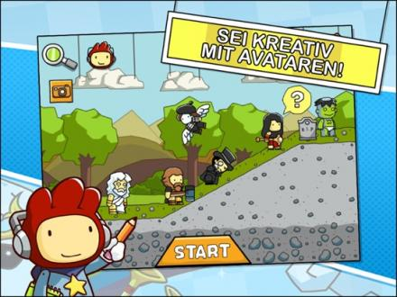 Screenshot von Scribblenauts Remix