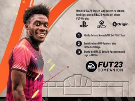 Screenshot von EA SPORTS™ FIFA 19 Companion
