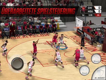 Screenshot von NBA 2K17