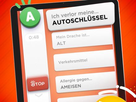 Screenshot von Stadt Land Fluss - Wörterspiel