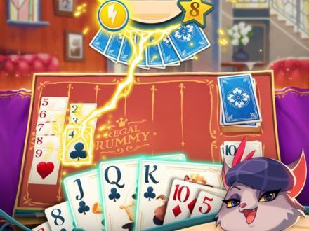 Screenshot von Shuffle Cats