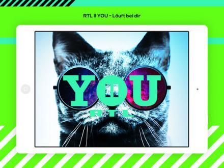 Screenshot von RTL II YOU
