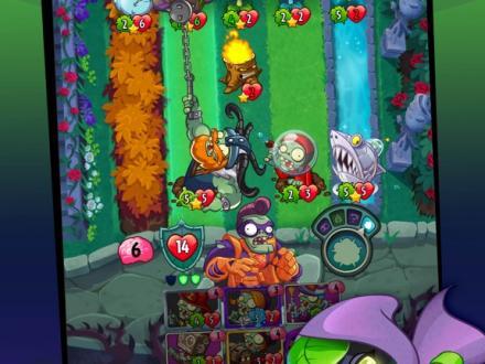 Screenshot von Plants vs. Zombies™ Heroes