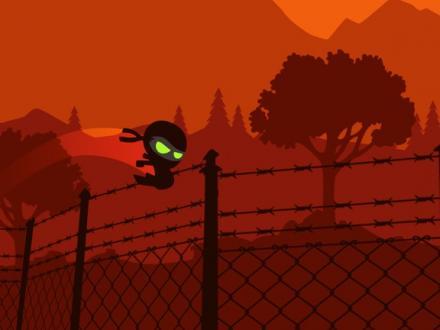 Screenshot von Breakout Ninja
