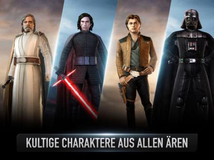 Screenshot von Star Wars™: Force Arena