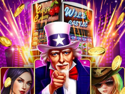 Screenshot von Hay Slots - Free Casino slot machines! Tons of free games offer you real Las Vegas casino gaming experience!