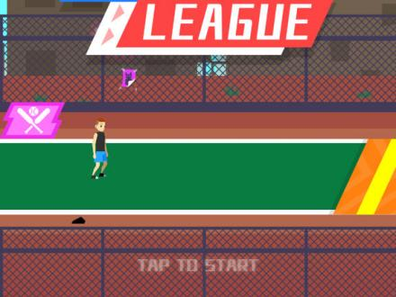 Screenshot von Ball League