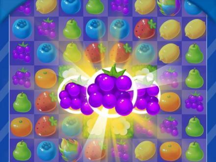Screenshot von Sweet Jelly Candy
