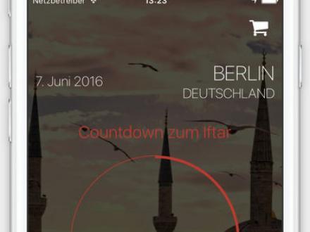 Screenshot von Hello Ramadan 2017 - Imsakiye Iftar Sahur
