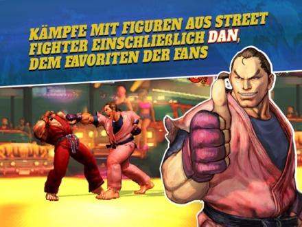 Screenshot von Street Fighter IV Champion Edition
