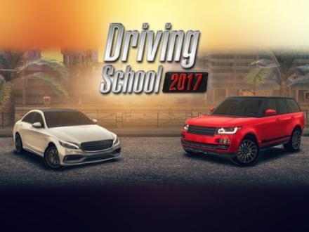 Screenshot von Driving School 2017