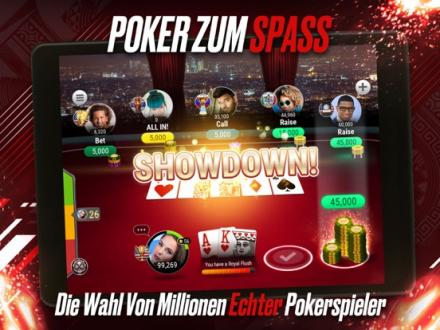 Screenshot von Jackpot Poker: PokerStars™: Online Poker Spielen