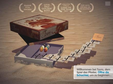 Screenshot von Tsuro - Das Spiel des Pfades