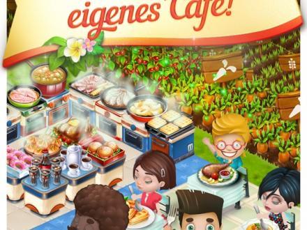Screenshot von Happy Cafe