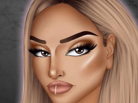 Screenshot von Miss Gammour Emojis
