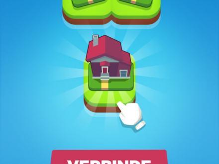 Screenshot von Merge Town!