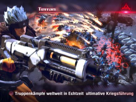 Screenshot von Art of War: Red Tides