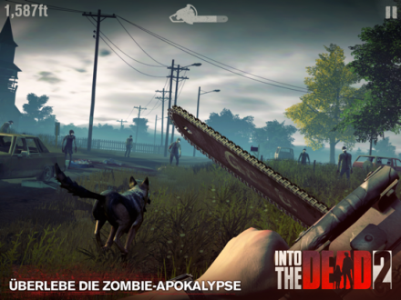 Screenshot von Into the Dead 2