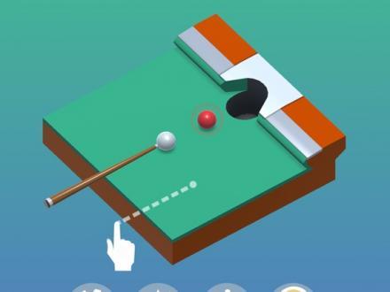 Screenshot von Pocket Pool