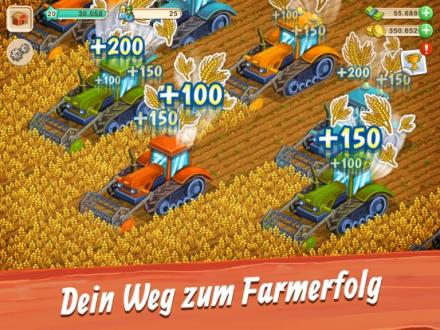 Screenshot von Big Farm: Mobile Harvest