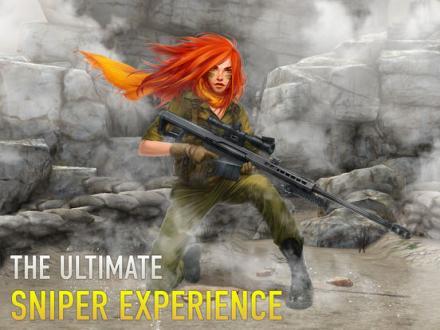 Screenshot von Sniper Arena: Online PvP Game