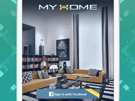 Screenshot von My Home: I am a Designer
