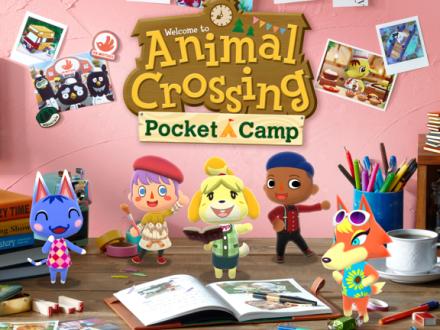 Screenshot von Animal Crossing: Pocket Camp