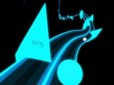 Screenshot von Rush